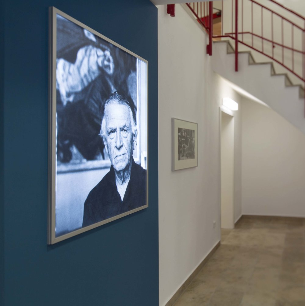 Blick ins Foyer des Otto-Dix-Hauses (Foto: ARTwork-stewe)
